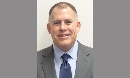 Jon Marshall of Iola, Kansas visits Trenton, interviewed for NCMC Presidential position