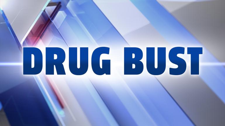 Trenton man arrested on drug charges