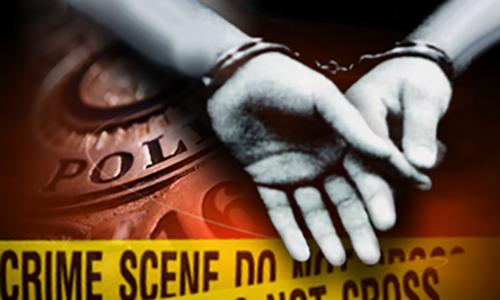 Trenton man arrested on probation violation