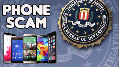 Chillicothe Police Department warning public about phone Scam that spoofs real FBI phone number