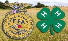 FFA and 4-H logos