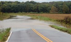 Roads closed in Buchanan, Caldwell and Livingston Counties due to flooding