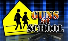 Two students arrested for bringing guns to Benton