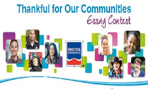 Thankful Essay Contest
