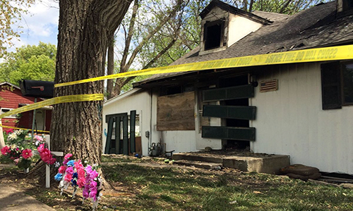 Death of 4 children sparks fire prevention focus