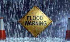 Flood Warning Graphic
