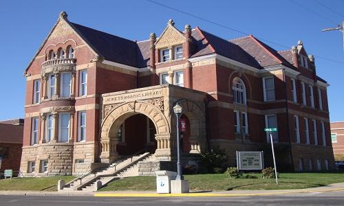 Jewett Norris Library