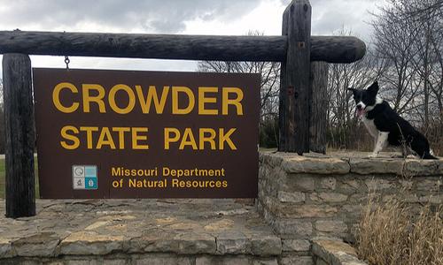 Crowder State Park