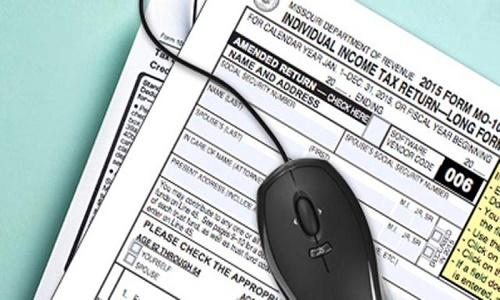 Missouri Income Tax Form