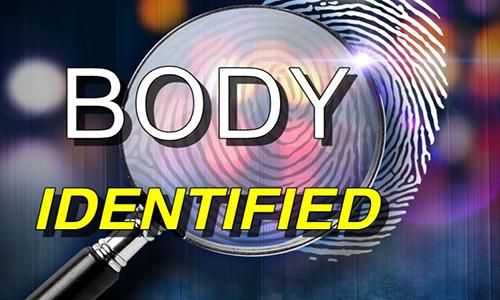 Body Identified