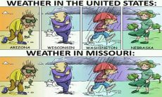 Missouri Weather