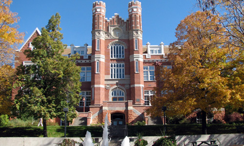 Westminster College in Fulton
