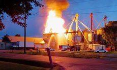Putnam County MFA Elevator Fire