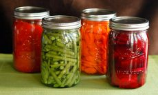 Home Canned Foods