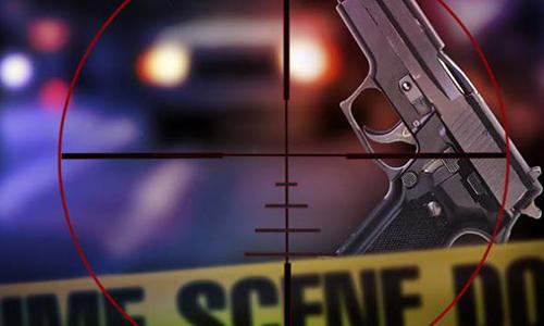 Shooting crime