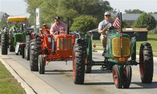 Tractor Cruise