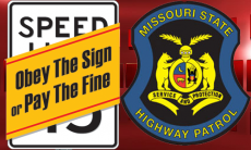 Obey the Sign or Pay the Fine MSHP
