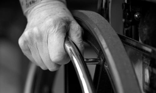 Nursing Home Elderly Wheelchair