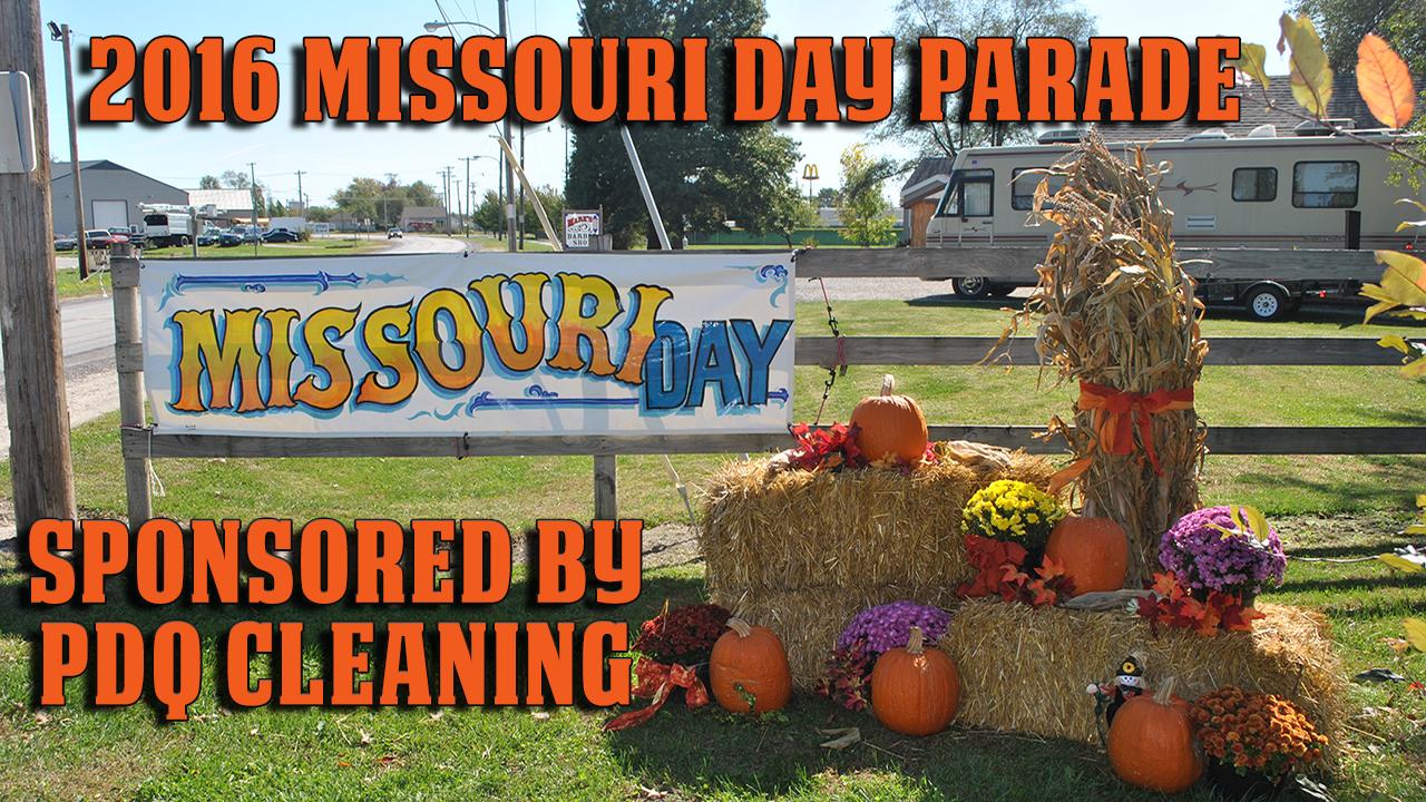 2016 Missouri Day Parade