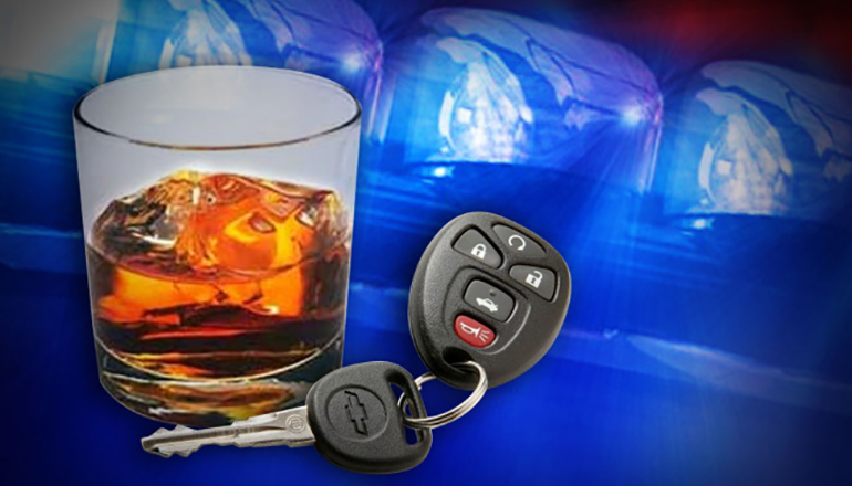 Accident involving alcohol