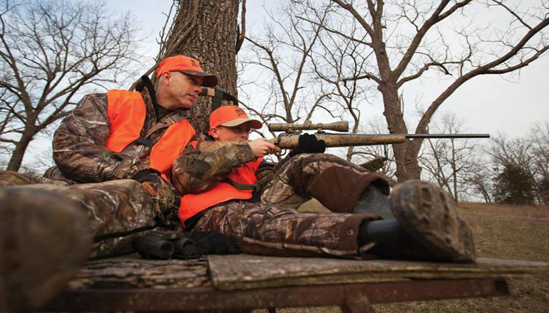 Young Deer Hunter