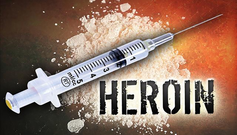 Heroin and Needle