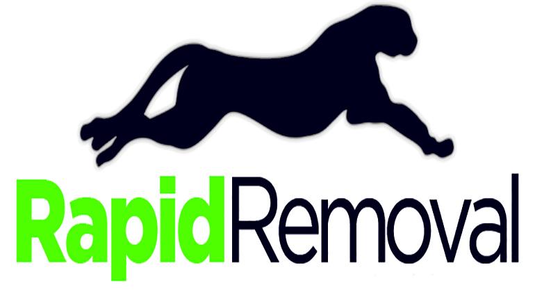 Rapid Removal Logo