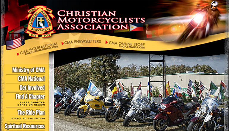Christian Motorcycle Association CMA
