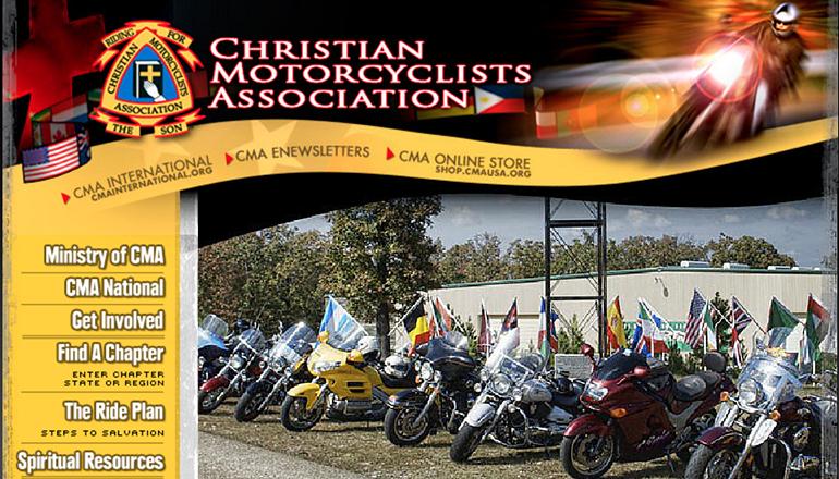 Christian Motorcycle Association CMA