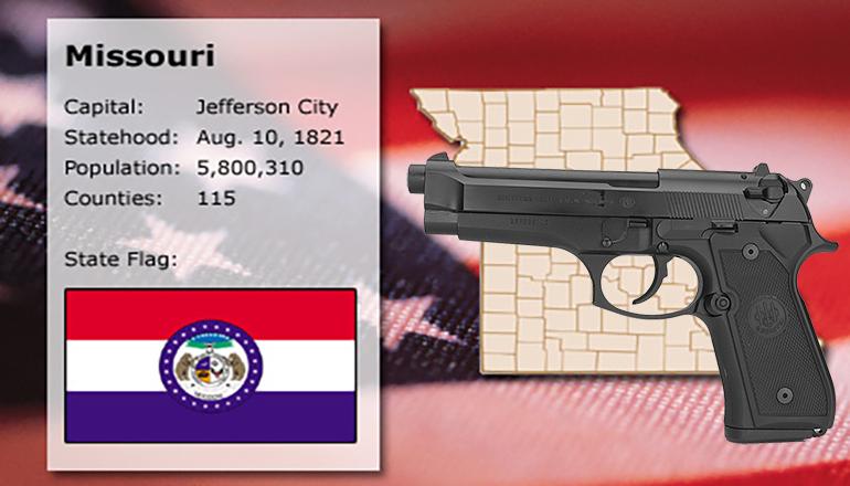 Conceal Carry Guns Missouri