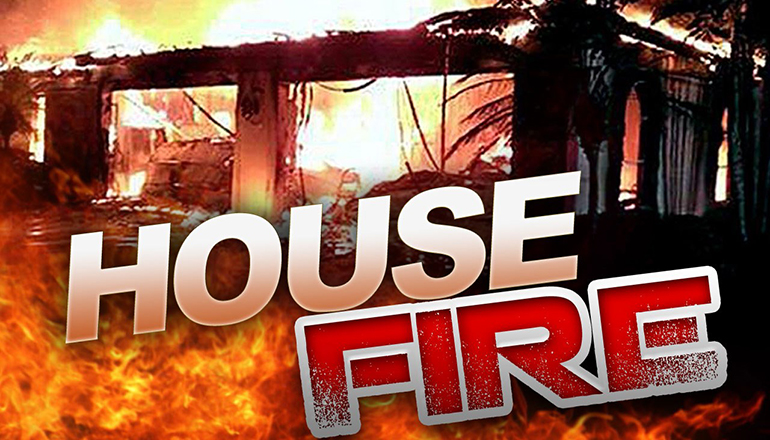 Fire destroys home east of Bethany - kttn