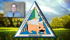 Missouri Department of Conservation with Agent Jeff Berti