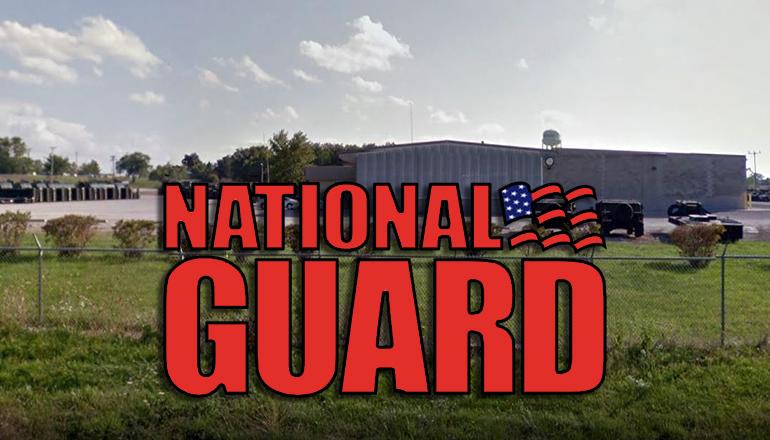 National Guard at Trenton