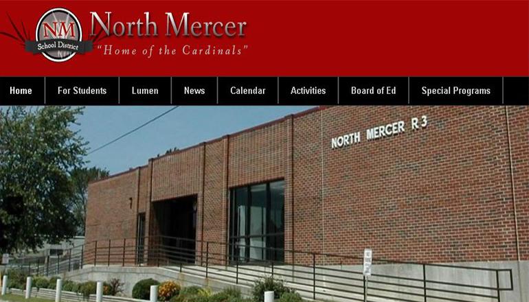 Mercer School District Website