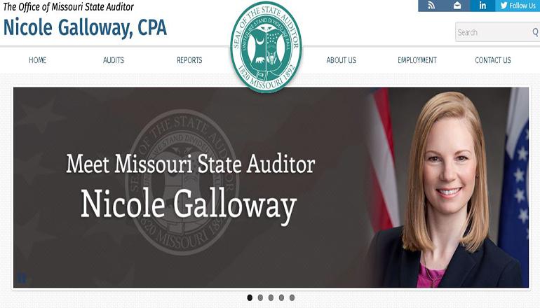 Nicole Galloway Missouri State Auditor
