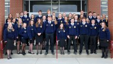 Chillicothe FFA Recognition Night