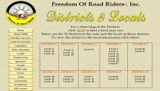 Freedom of the Road Riders