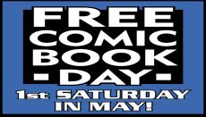 Free Comic Books at Livingston County Library on Free Comic Book Day, May 6th
