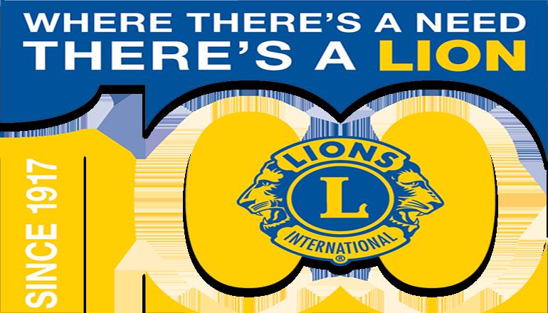 Lions Club 100 Years 2017