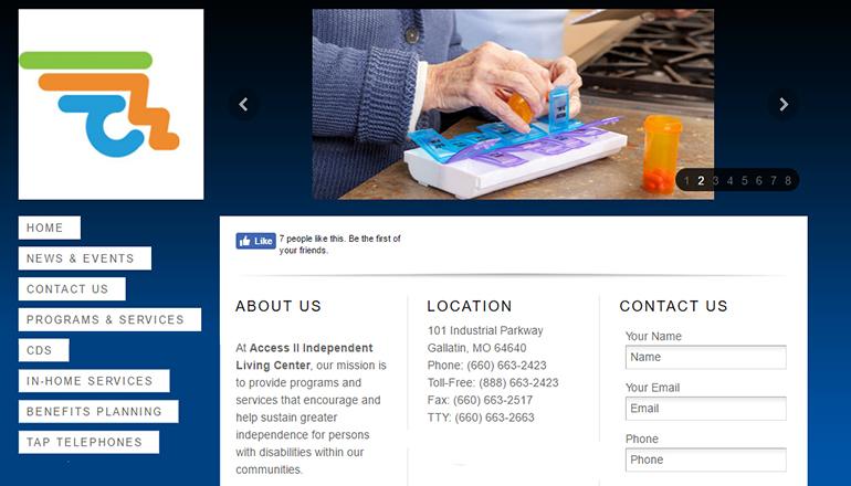 Access II Independant Living Center Gallatin, Missouri