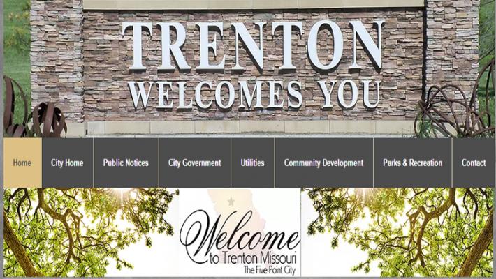 City of Trenton Website