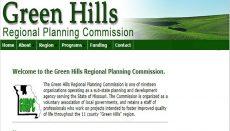 Green Hills Regional Planning Commission Website