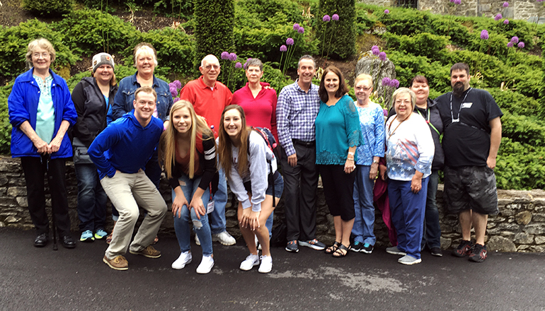 NCMC Students Return From Ireland