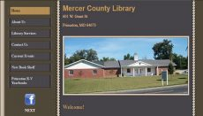Mercer County Library Princeton