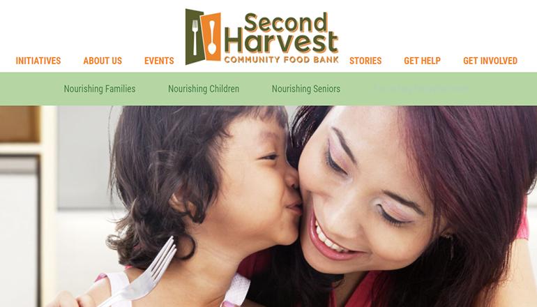 Second Harvest Food Bank