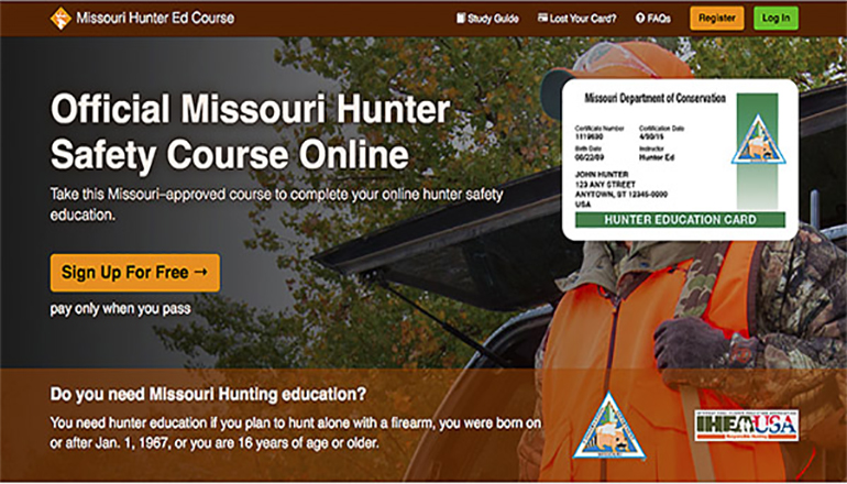 MDC Hunter Online Education Course