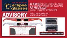 Missouri State Parks Glasses Advisory