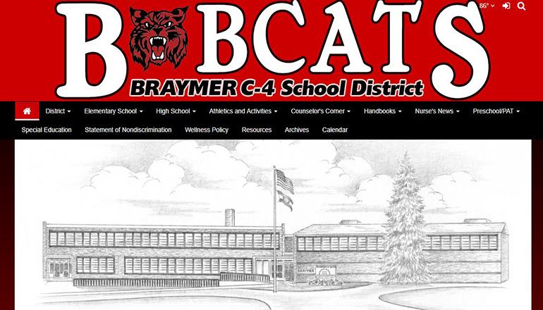 Braymer C-4 School District Website