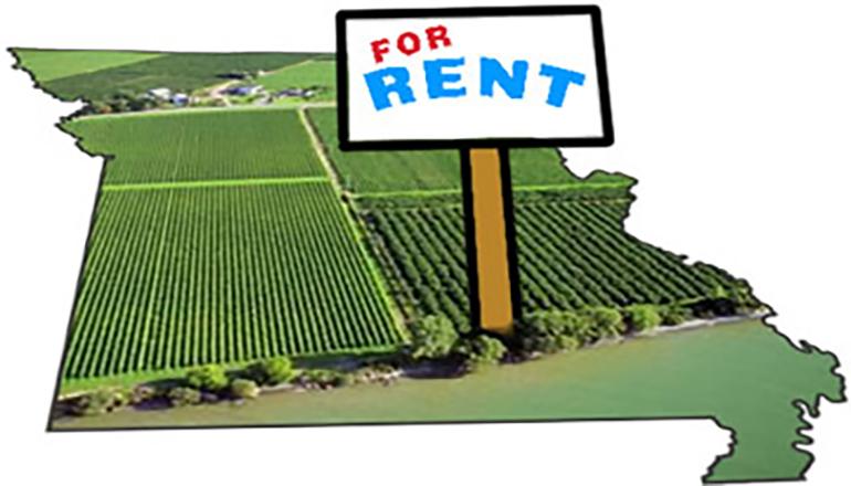 Missouri Farm for rent
