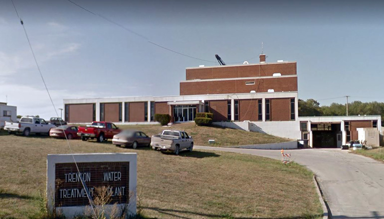 Trenton Water Treatment Plant